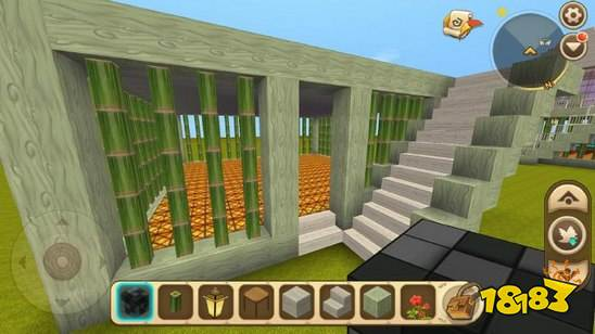 迷你世界精致小别墅建造教程 怎么搭建好看的房子