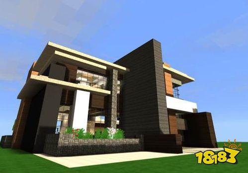迷你世界别墅制作方法 让你轻松做建筑