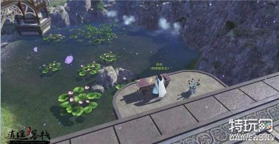 醉心迷阵 《天涯明月刀》移花宫风景遍览