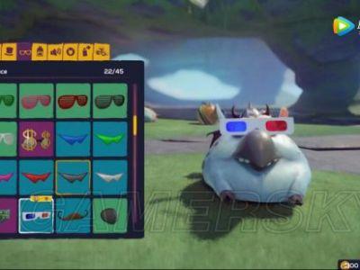 《百变球球》自由装扮玩法宣传视频