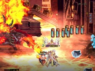 DNF卢克钢铁巨兽速通攻略 如何强控钢铁龙