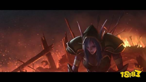 《魔兽世界》动画短片《战争使者:希尔瓦娜斯》公布