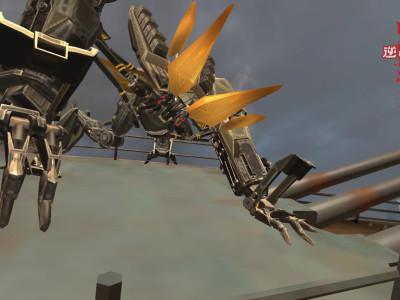 逆战新BOSS、机械怪物预览 八月新版本前瞻