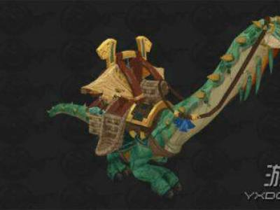 魔兽世界8.0长颈龙怎么获得?长颈龙坐骑获得方法详解
