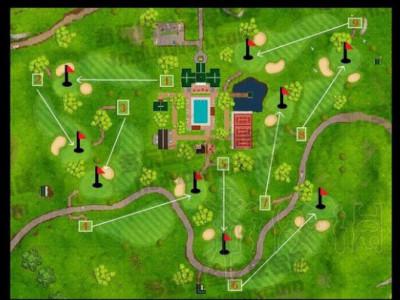 《堡垒之夜》高尔夫任务怎么打图文攻略