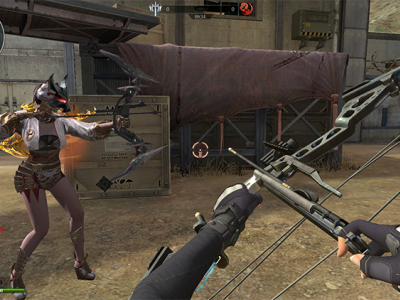 逆战圣华骨弓现 复合弓藏武器深度评测