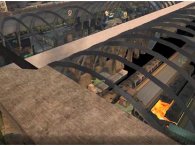 再临大都会区域解析 冷门火车站与破碎大厦