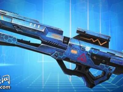 生死狙击EG-R28磁轨枪卓越级主武器介绍