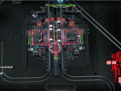 逆战塔防新图繁星都市高级英雄模式攻略