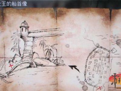 刺客信条4:黑旗获得哈瓦里城市藏宝图的方法