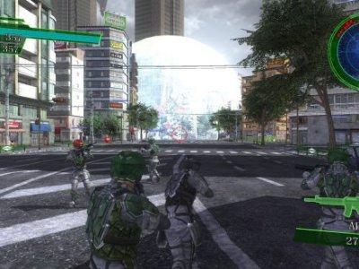 地球防卫军4.1:绝望阴影再袭图文流程攻略