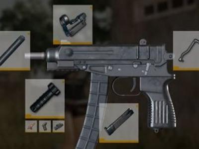 刺激战场蝎式冲锋枪刷新位置一览