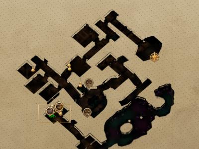开拓者拥王者沃达凯墓穴蜡烛怎么灭
