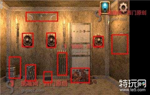 密室逃脱1第6关攻略