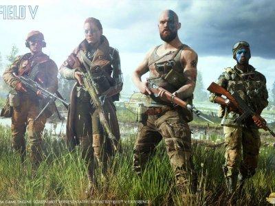 《战地5》支援兵玩法心得分享
