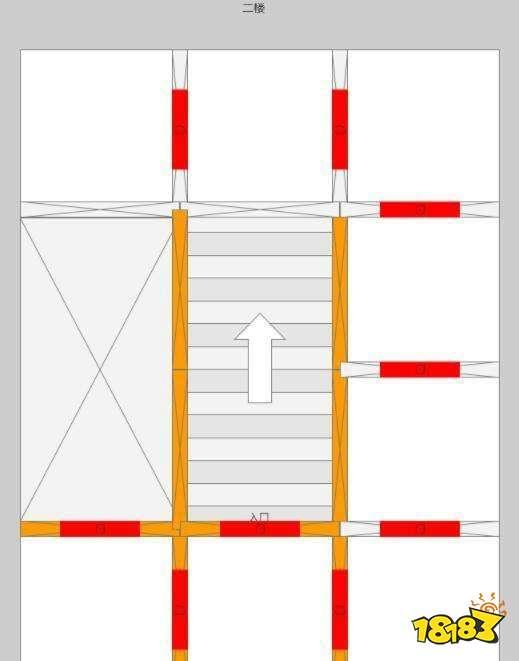 明日之后房子怎么设计迷宫 迷宫房屋设计图一览