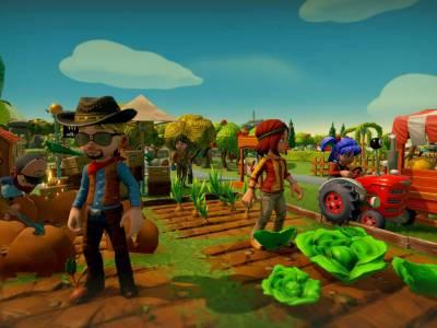一起玩农场好玩吗 一起玩农场游戏内容介绍