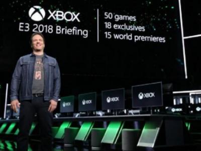 E3微软发布会 各种精品游戏来袭