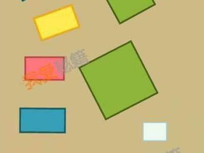 疯狂脑洞大开2第31关找出所有的方块