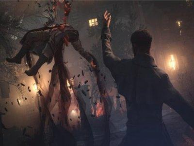 吸血鬼Vampyr武器特效招架操作方法