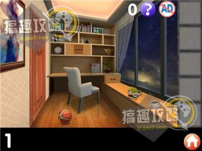 密室逃脫挑戰18逃出豪華的別墅房間攻略