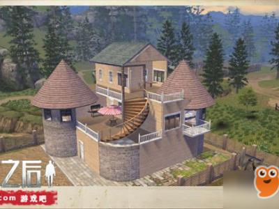 《明日之后》4級私人別墅怎么設計 4級私人別墅設計方法介紹