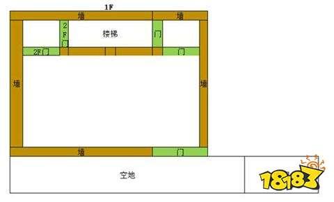 明日之后电梯房设计图纸 防抄家庄园房子设计进阶攻略