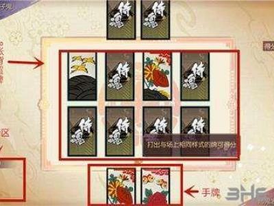 侍魂胧月传说花牌怎么玩 花牌高胜率技巧详解