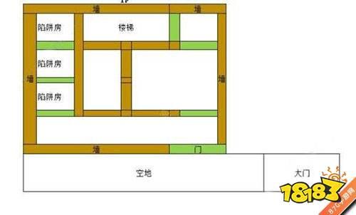 明日之后房子设计图纸 好看的高端房子图示