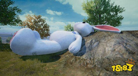 和平精英兔子蹦床在哪里 兔子蹦床位置介绍