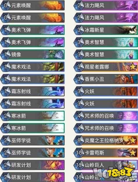 ��.�9f_炉石传说古墓怪谭高胜率卡组推荐 9职业高胜率推荐.