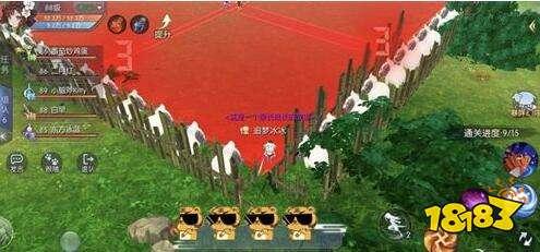 武林外传手游暴咩幻阵怎么过 带你轻松躲避羊群