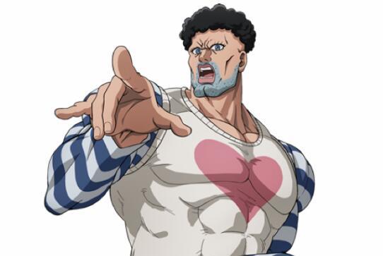 一拳超人最��之男你知道的英雄直面前所未有的挑��