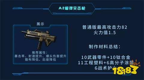 明日之后an94榴弹炮图片