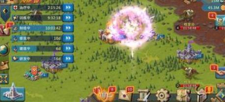 王国纪元国低战秒完任务拿水晶攻略