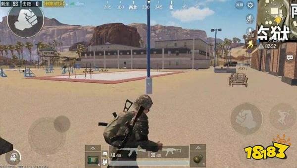 刺激战场沙漠监狱怎么搜?沙漠监狱搜索顺序[多图]图片1