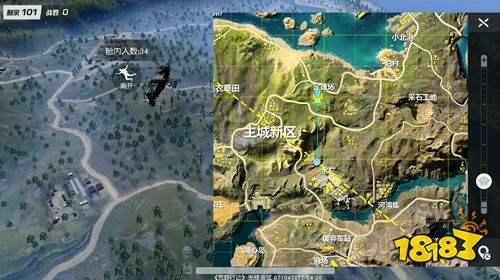 荒野行动足球场在哪?足球场位置以及资源解析[多图]图片1