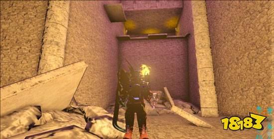 方舟生存进化沙漠矿洞13