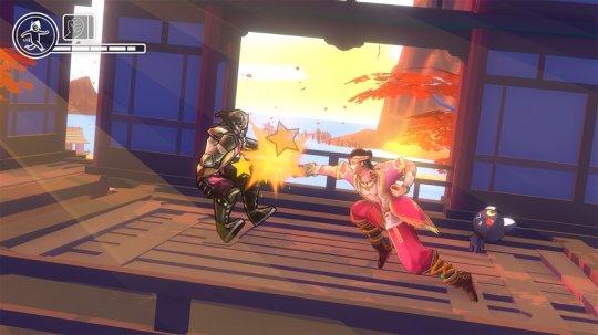 恶搞元素非武侠动作游戏 不是英雄首个宣传片