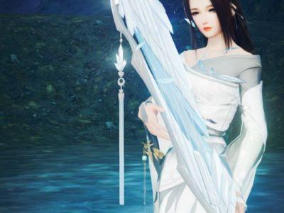 剑网3重制版长歌五阶95小橙武实装外观展示