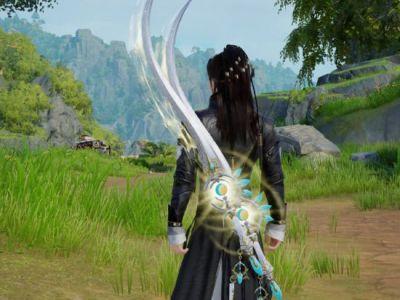 剑网3重制版明教五阶95小橙武实装外观展示
