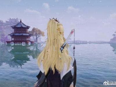 剑网3重制版纯阳五阶95小橙武实装外观展示