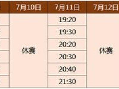 7月1日 天谕第九届武道会启动报名通道!