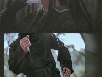 剑网3唐门优秀COS欣赏 何所惧 一笑百步谋