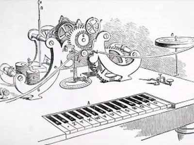 拉不下马的第一名:从打字机看比特币