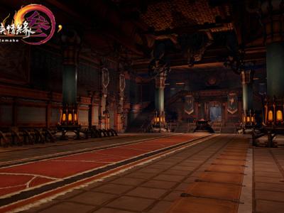 新版本7.26上线 全新副本狼神殿