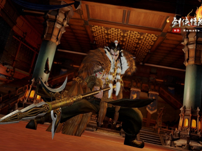 《剑网3》PVE参与率提升 新秘境视频亮相