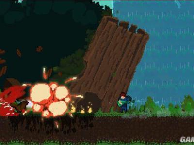 硬核平台动作游戏《Alter Army》登陆Steam:开发者年仅16岁