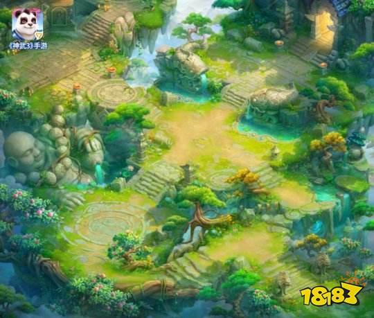 萌新捉宠必去之地《神武3》手游琉璃塔全新地图上线
