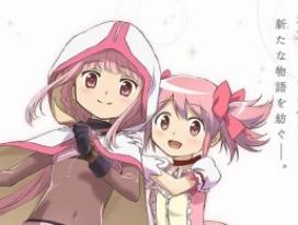 动画《魔法记录 魔法少女小圆外传》预定2019年播出